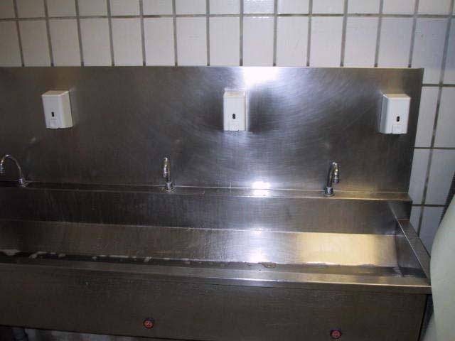 Handreinigung, Handdesinfektion, hygienische Handreinigung, Hygiene, Händewaschen