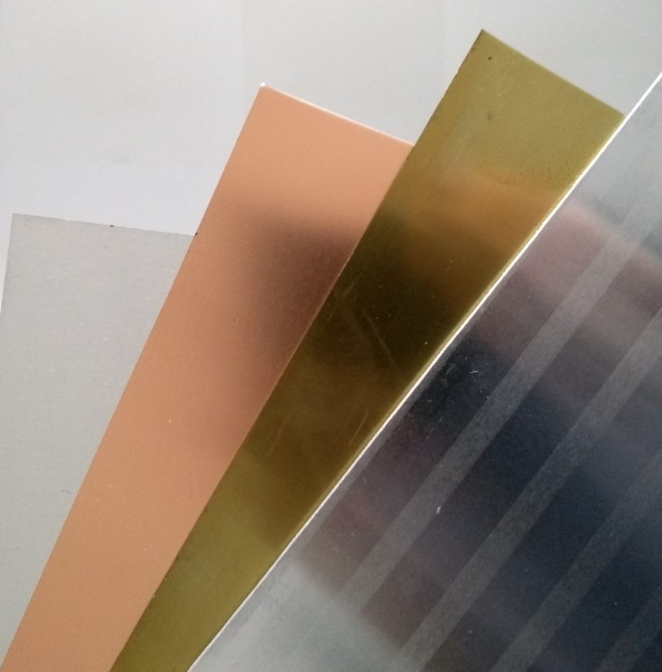 metal sheets from coils